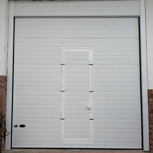 Puertas de Garajes Seccionales