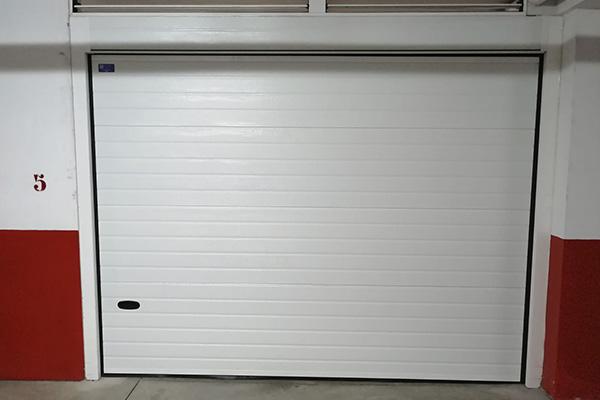 puerta automatica seccional 2