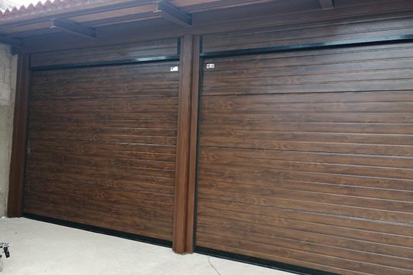 puerta automatica seccional 4