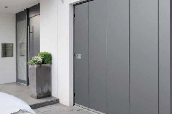 Puerta Automática Seccional lateral